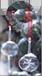 Mágneses könyvjelző karácsony